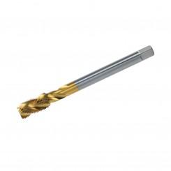"Maschinengewindebohrer DIN 5156 Form C 35° SP HSSE TIN G (BSP) 1/8 – G (BSP) 1"""