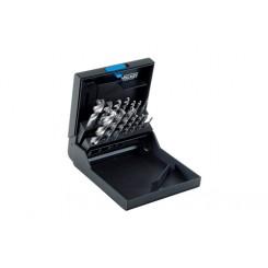 P.K.47 HSS-E Machine taps for blind holes (set of 14 pcs.) incl. drills DIN 371/376 M 3 – M 12