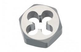 Hexagon die nuts DIN 382 HSS – Mf